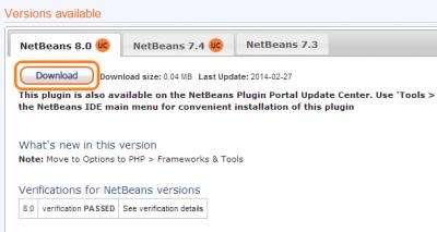 NetBeans PHP CS Fixer
